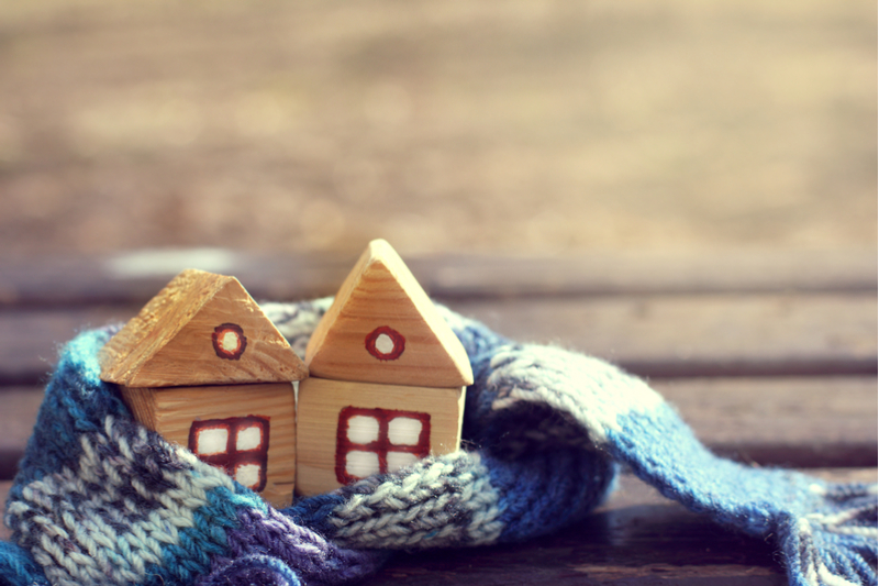 Home insulation tips for cold weather.