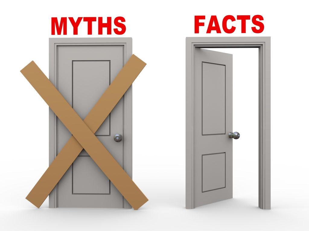 door close door open myth fact