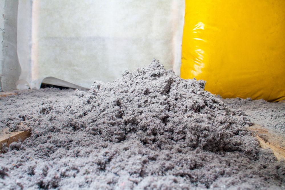 Nu-Wool Insulation Cellulose Insulation
