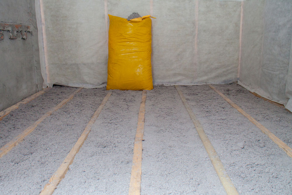 Cellulose Insulation Valley Insulation